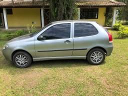 Fiat Palio com Gnv - 2009