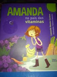 Amanda no País das Vitaminas