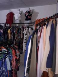 Tenho roupas pra quem quer montar um bazar