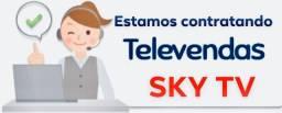 Vagas de emprego call center Sky tv
