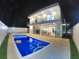 Casa Mansão Alphaville 2 - Ponta Negra