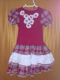 2a60c85090 Vestido Caipira infantil (Festa Junina) nº14
