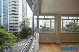 Apartamento à venda com 3 dormitórios em Higienópolis, São paulo cod:605313