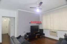 Apartamento com 2 dormitórios à venda, 83 m² por R$ 375.000,00 - Embaré - Santos/SP