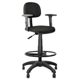 Cadeira secretaria caixa alta