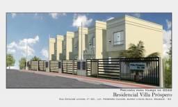 Sobrado com 2 Dormitórios na Limeira entrada parcelada e obra entregue em 2022