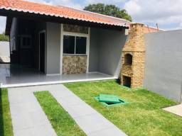 JP linda casa com otimo acabamento com 2 quartos 2 banheiros ,100% lado da sombra