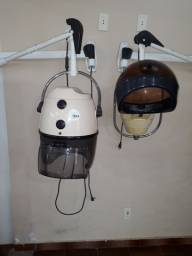 Vendo vaporizador +secador de parede