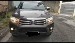 Toyota Hilux 2.7 Srv Cab. Dupla 4x4