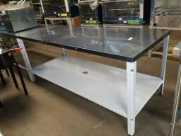Mesa nova para Panificação