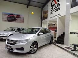 Honda City LX 1.5 Automático 2015