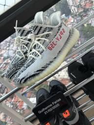 Yeezy Boost Zebra + NikeLab OffWhite