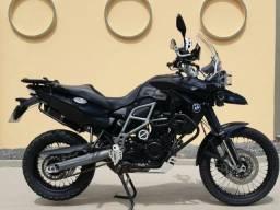 BMW F GS 800 Triple Black - 2012