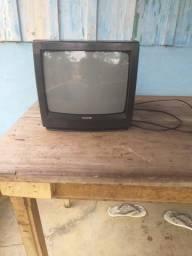 Vendo televisão de 14 polegadas