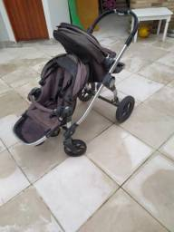 Oportunidade - Baby Jogger Gêmeos - completo