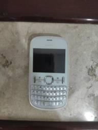 Celular Nokia usado 2 chips com carregador original