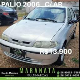 Palio 2006 com ar - 2006