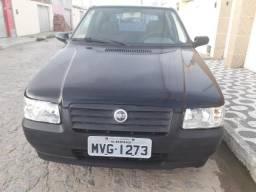 Fiat uno 2006 com ar e trava - 2006