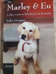 Livro Marley & Eu - John Grogan