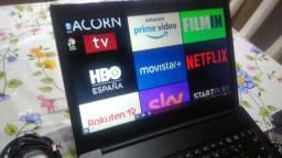 Notebook tela 14 hd 500gb 4gb HDMI office wifi cd/dvd webcam entrego!