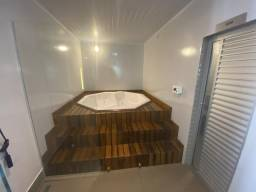 Visite o apartamento decorado! More em um clube, entrada + saldo direto