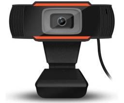 Câmara Usb 720p Webcam Computador Com Microfone<br>