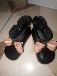 Sapatos infatil