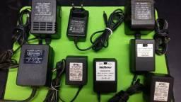 Fonte carregador vários modelos e voltagem