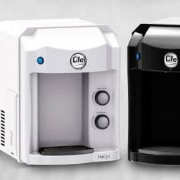 Vendo purificador de água alcalina com eficiência bacteriológica ph 9.5 gelado