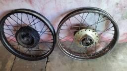 Rodas de cg