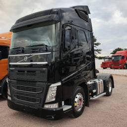 Caminhão Volvo Fh500 Cavalo Toco 4x2 2018 (ENT+Parc)