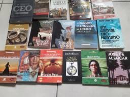 23 livros José de Alencar e outros títulos