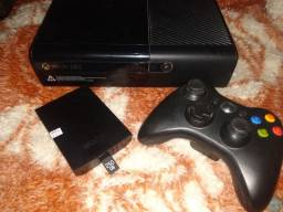 Xbox 360 bloqueado + HD Externo 250 GB