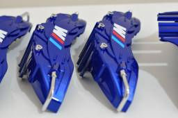 Capas de pinça de freio BMW M3 kit para as 4 rodas