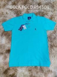 Camisas Pólo RCR Clothing