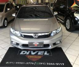 Civic EXR com Teto solar