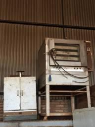 Estufa Forno para Eletrodo Eletrica