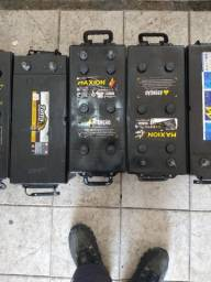 Baterias de 150ah e 170ah