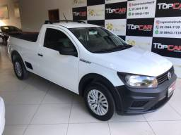 Título do anúncio: Volkswagen Saveiro 1.6 Robust 2020