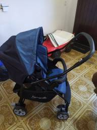 Carrinho de Bebê (Marca Burrigoto)