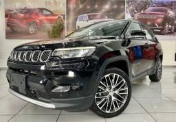 Título do anúncio: Jeep Compass  LIMITED 1.3 TURBO FLEX AUTOMÁTICO