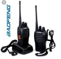 Título do anúncio: Rádio comunicador baofeng de longo alcance