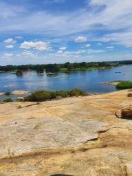 Terreno com acesso pro rio (aceito troca)