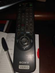 Controle remoto Sony TV e vídeo RMT - V239A Zap *