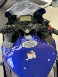 Yamaha Yzf R3 2021/22 - R$3.800,00