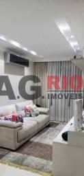 Apartamento à venda com 4 dormitórios em Vila valqueire, Rio de janeiro cod:VVCO40006