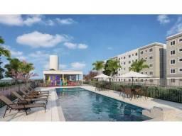 Apartamento à venda com 2 dormitórios em Santa izabel, Cuiaba cod:23745