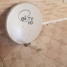 Antena Sky e Oi Tv Livre