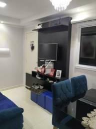 Apartamento para alugar com 2 dormitórios em Jardim guanabara ii, Rio claro cod:8842