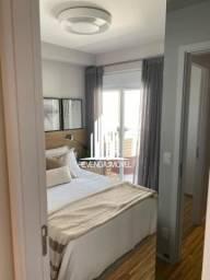 Apartamento 1 dormitório + Living ampliado e terraço na Lapa